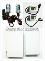 Wholesale 10set/lot H1 H3 H4 H7 H8 H10 H11 H13 9007 9005 9006 4300K 6000K 8000K DC Single Bulb G5 Mini Ballast HID kit