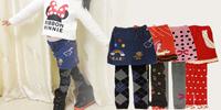 Free Shipping Girls' Winter Warm Skirts,Children's Cotton Patterned Underdress,1pcs/lot.Short Skirts for Girls,Retail,NL-008
