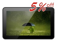 10.1 ''Android 4.2 BOXCHIP A20 2-core 1.2GHZ Touch Screen WiFi 2.0MP Cameras  tablet pc free shipping(K-B106)