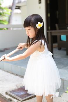 1 pcs Free Shipping Free shipping Hot 2014 summer White Rose dress princess girls dress tutu dress 2-6years old