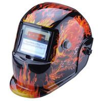 Free shipping New CE certificate Flame Solar Auto-darkening Arc mag Tig mig welding helmet Auto darkening Welder Mask