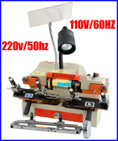 ML-100E1 car locksmith key cutting machine 220v.car key.house key and abloy key machine.