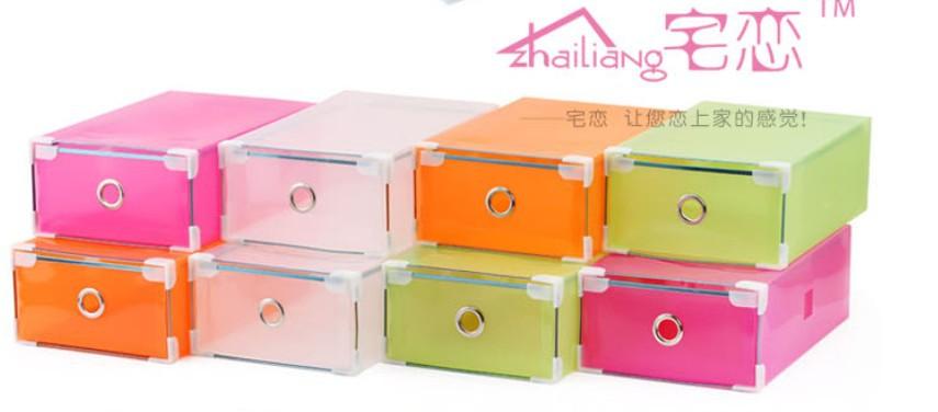 Aufbewahrungsbox Kunststoff Transparent Transparent Kunststoff