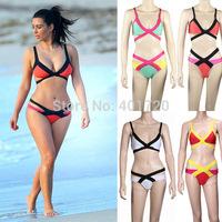 Bandage B024 Swimsuit Paris Beachwear Swimwear Bikini