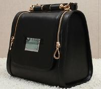 2014 luxury great designer brand handbag Genuine Leather summer messenger bags bolsas femininas free shipping