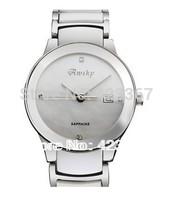 2015 Sale Relogios Femininos Switzerland Brand Awsky Women Ceramic Watch+czech Diamond+ Waterproof 3atm Ultra-thin Lady Watch