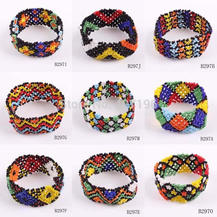 Minimum order $10 colorful bracelets bohemian feeling style colorful seed beads cheap girls bracelets 2015 autumn jewelry(China (Mainland))