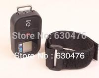 Nylon WiFi Remote Hand Wrist / Belt / Band / Velcro Strap Mount Accessory for HERO 2/3/3+/4  Camera (Black) Gopro accessories