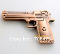 Cute Fashion Ford Gun Memory Flash USB Pen Drive 1GB 2GB 4GB 8GB 16GB 32GB Copper Colors
