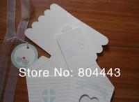 "Free shipping ""ove Nest"" Bird House Favor Box---wedding favor boxes 100pcs/lot"