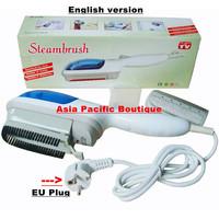 Jinke SJ-2106 Portable Garment Steamer / Handheld iron / steam brush free shipping Steam irons Europe plug English version