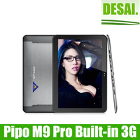 New Arrival 10.1 inch Pipo M9 Pro Quad Core 3G Tablet PC RK3188 Cortex A9 1.6GHz Android 4.2 2G  32GB Bluetooth WIFI HDMI
