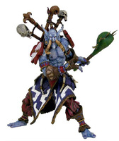 Action Figure Jungle Troll Priest World of Warcraft Sota WOW Low price Toys For Boys  10cm Height With Box