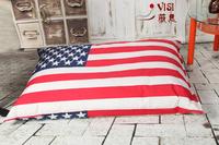 Fashion USA Flag printed bean bag chair cover only UNION JACK