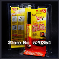 car care  Fix it! PRO Automotive painting pens fill painting pensscratch  simoniz repair pen TV Fix it! woks on all colors