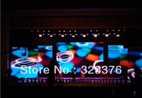 free shipping indoor full color SMD 3528 p10.4mm p10.42mm led video curtain wall for rental