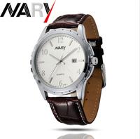 6109PU# Business luxury men Watches Quartz Watch Stainless band Wristwatch Uhr/Voir/horloge/hodinky/Gledaj/Assista/Klocka/Guarda