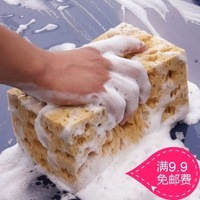 Car wash brush large sponge extra large car towel dense foam paint