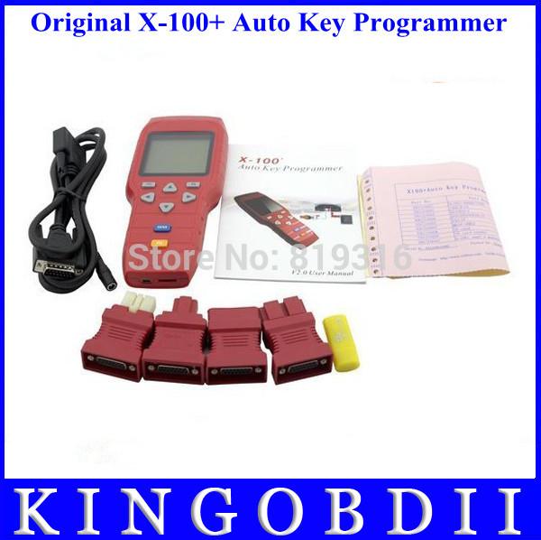 2014 mais recente carro principais ferramentas de programação x- 100+ auto programador chave x-100 plus x 100 fabricante de chaves, chave cópia máquina(China (Mainland))