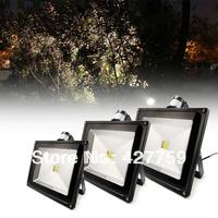 2013N 10W 20W 30W 50W LED Sensor Flood Light PIR motion detective Floodlight Park Security Light 3500Lm 120Degrees Free Shipping