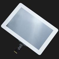 Wholease 100% Original 7'' Ainol Novo7 Novo 7 VENUS LCD touch screen digitizer white+TRAKCING CODE