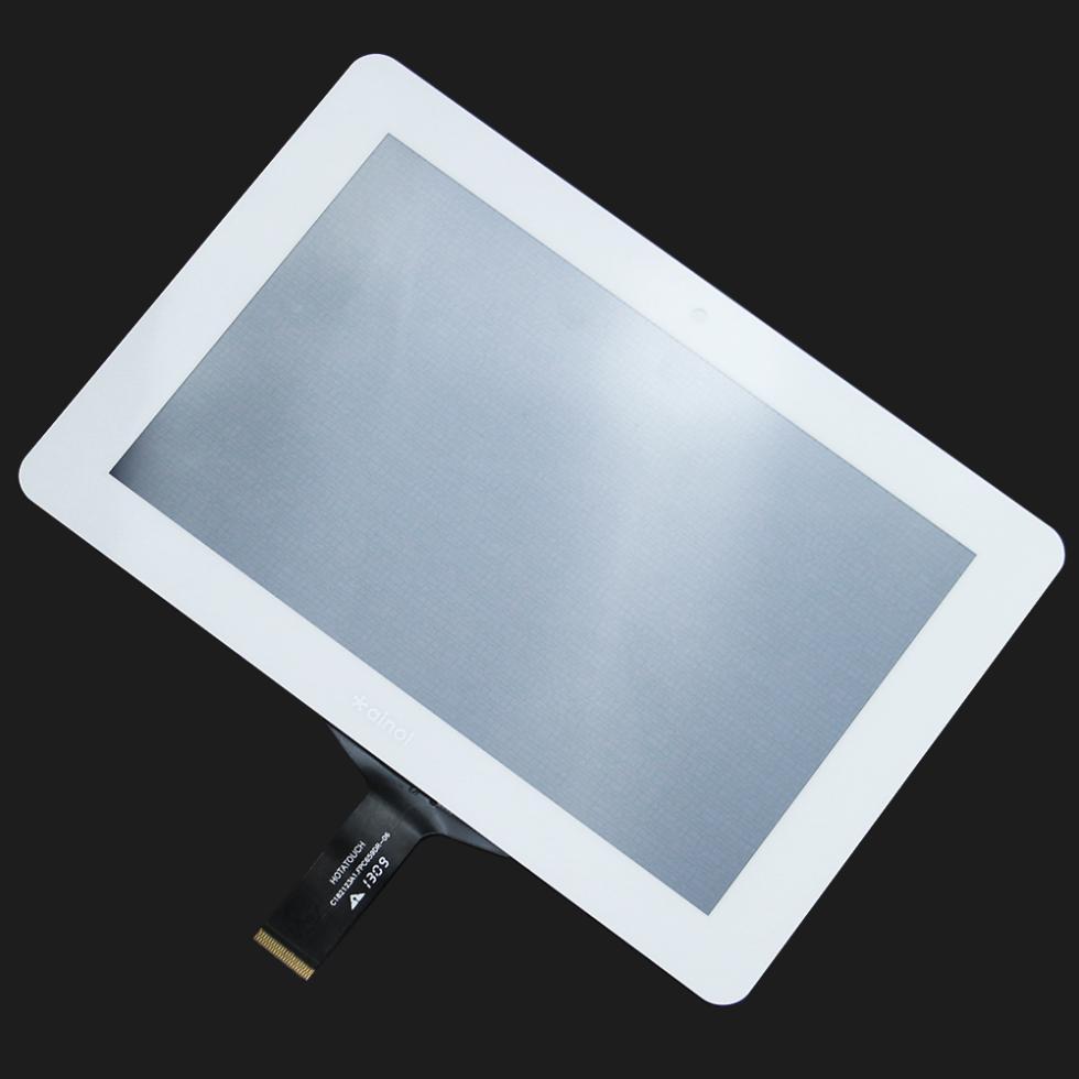 Wholease 100% Original 7'' Ainol Novo7 Novo 7 VENUS LCD touch screen digitizer white+TRAKCING CODE(China (Mainland))