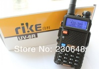 DHL freeshippign +Walkie Talkie BAOFENG UV-5R Dual Band CB Radio Transceiver 136-174Mhz & 400-480Mhz Two Way Radio Rike UV-6R