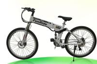 2014 hot sale  26inch folding Electric bicycle /electric mountain bicycle / bike  21 speed MTB  36V  E-bike