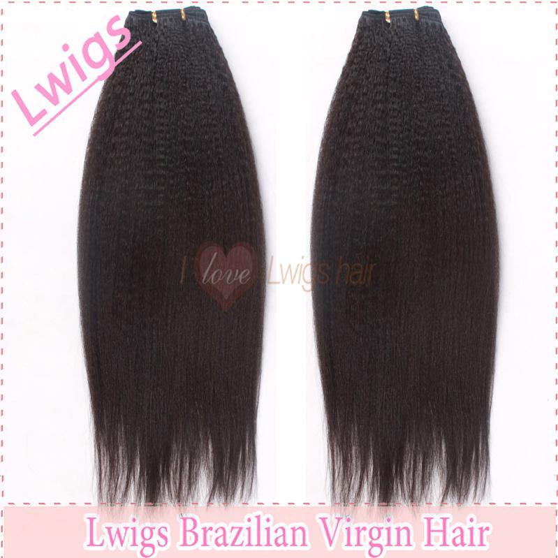 Yaki Kinky Hair Weave 88