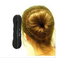H037A Woman Fashion Hair Jewelry Magic Hair DIY Tools Maker Styling Twist Curler 17cm