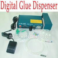 Free Shipping YDL-983A Professional Precise Digital Auto Glue Dispenser Solder Paste Liquid Controller Dropper 220V