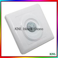 Led Human Body Induction Switch,led infrared detection sensor switch controller, PIR Switch, DC5V,12V,24V, Free Shipping