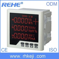 hot selling OEM Three Phase Multi-function Monitoring Instrument Power Meter
