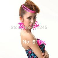 Min order is usd15.0(mix order) Fashion New Hip Hop Reggae Fluorescent Earring Women's Acrylic Earring