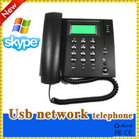 HOT SALE! echo eliminate multi-platform desktop skype phone USB Sip phone Free shipping