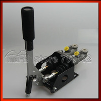SEMA Products SPECIAL OFFER Universal Hydraulic Drift 0.75 Inch Double Dual Cylinder Handbrake Hand Brake