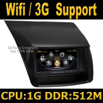 S100 Car GPS DVD Head Unit Sat Nav for Mitsubishi L200 / Triton ( 2010-2014 ) with Wifi / 3G Host TV Radio Stereo Player 1G CPU
