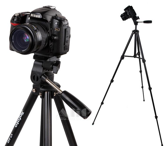 JINFOTO VT-440 Professional Camera Tripod Head Monpod For D3100 D3200 5100 D5200 D5300 60D 600D 650D 700D SX50 SX60 HS G1X II(China (Mainland))