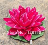 Artificial Fake Flower Handmake Flower Free Shipping Home Decoration Simulation Fake Lotus Flower