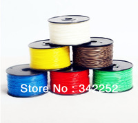 8 spools 1.75mm ABS Filament with Spool for 3d printers
