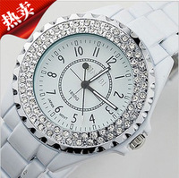 Fashion Western Movements Lover Watch/Steel band Sinobi Gift Watch YIWU Watches wholesale free shipping