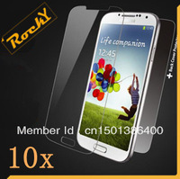 10X Explosion Proof Screen Protector Guard Cover Film For Galaxy S4 I9500 (Free Shipping)