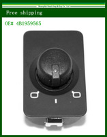 100%Brand New Side Mirror Switch Control KNOB MEMORY Fit For AUDI A6 C5 1998-2004 -OEM 4B1959565