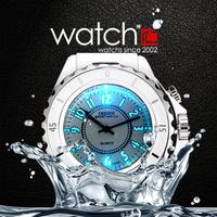 2014 New OHSEN White Watch Quartz Casual Women Watches ,Fashion Dress Watches,High quality