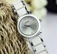 2013 New Hot Sale Women Dress Watches White Lovers Watch Man Female FashionRhinestone Ladies Watch Waterproof