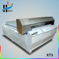 large format digital uv wood printer /uv glass metal printer HAIWN-UV LED XT3