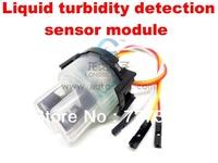 Free Shipping Turbidity sensor liquid particles suspended turbidity sensor module