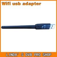 150Mbps wireless usb wifi adapter network card 802.11g\b\n high power wifi antenna