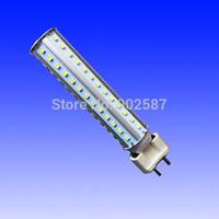 Free Shipping 10pcs/Lot 12w G12 LED,G12 led light,LED G12 lamp,G12 LED bulb 1300lm SMD2835 AC85-265V 50/60Hz with CE ROHS