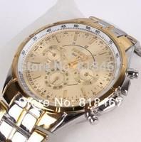 Free Shipping 2014 New Watches Men Gold Watch Women Watch